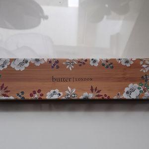 BRAND NEW Butter London Natural Goddess palette